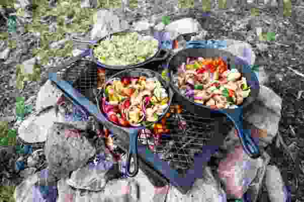 Best Camping Foods