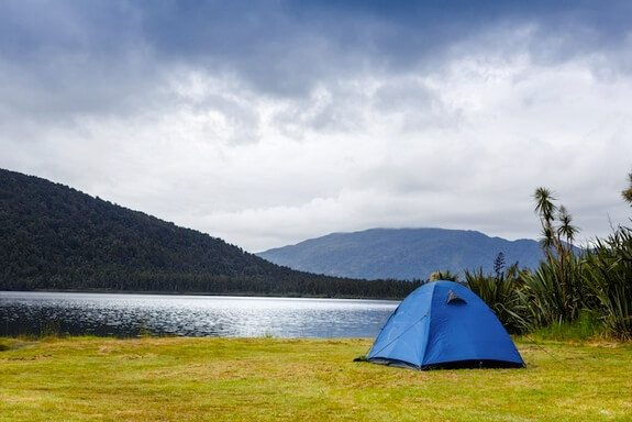 5 easy tips for camping