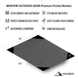 montem pocket blanket size