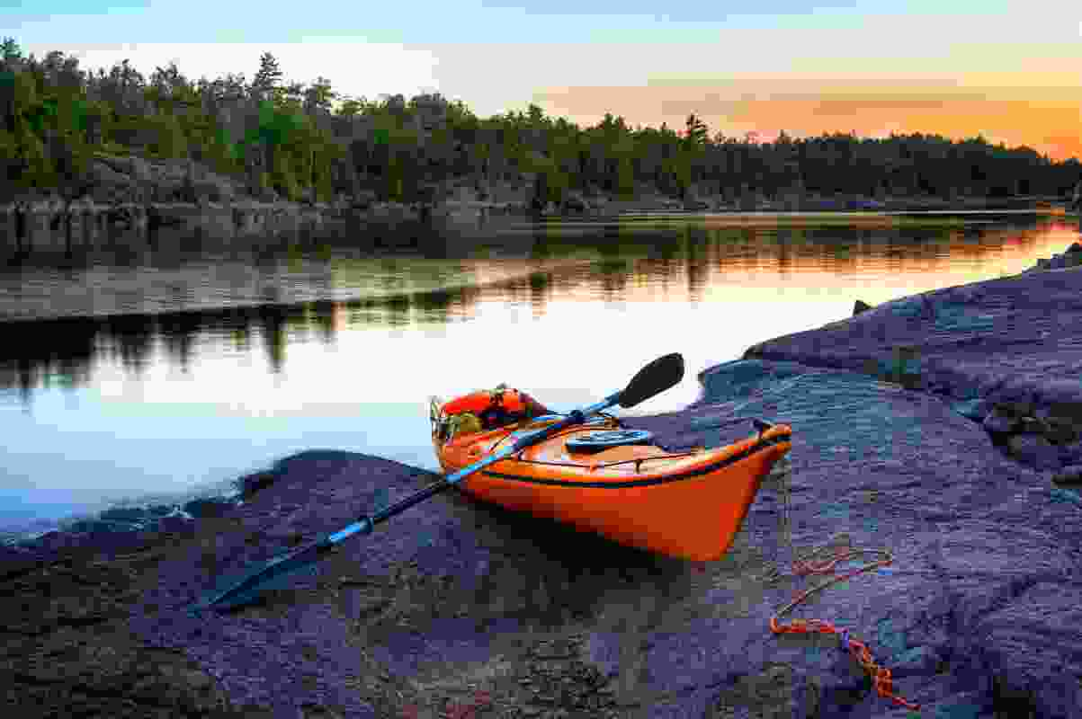 Wanna kayak but don't know where to start? Let's change that.